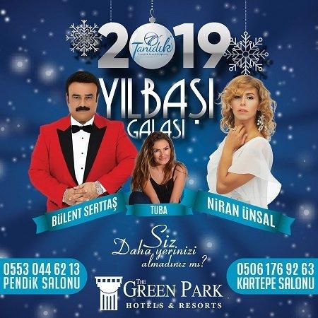 Green Park Hotel Ankara Yılbaşı 2019