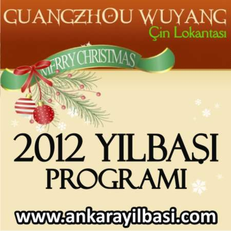 Guangzhou Wuyang 2012 Yılbaşı Programı