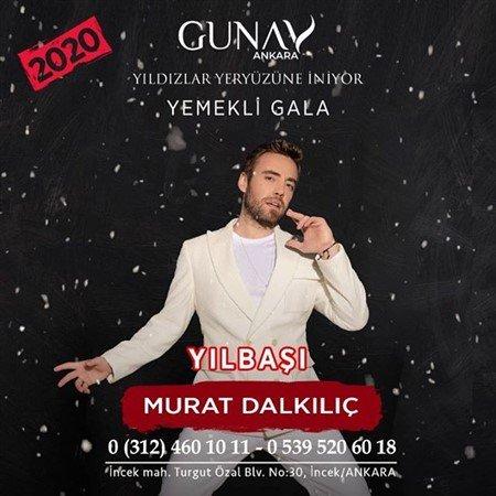 Günav Ankara Yılbaşı Programı 2020