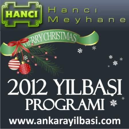Hancı Meyhane 2012 Yılbaşı Programı