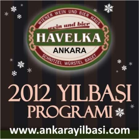 Havelka Ankara 2012 Yılbaşı Programı