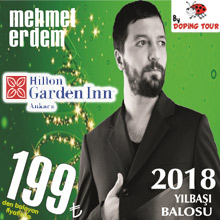Hilton Garden Inn Yılbaşı 2018