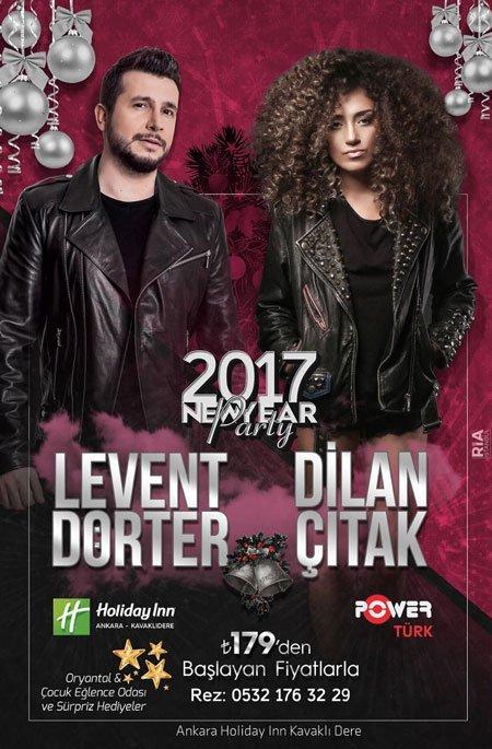 Holiday Inn Ankara Yılbaşı 2017