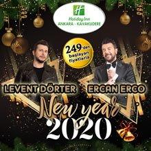 Holiday Inn Kavaklıdere Yılbaşı 2020