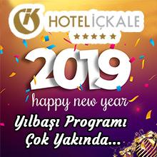 Hotel İçkale Yılbaşı Programı 2019