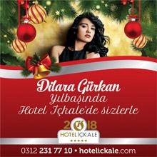 Hotel İçkale Yılbaşı Programı 2018