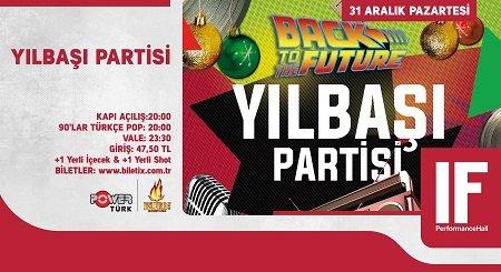 IF Performance Hall Ankara Yılbaşı 2019