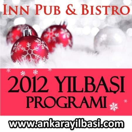 Inn Pub & Bistro 2012 Yılbaşı Programı