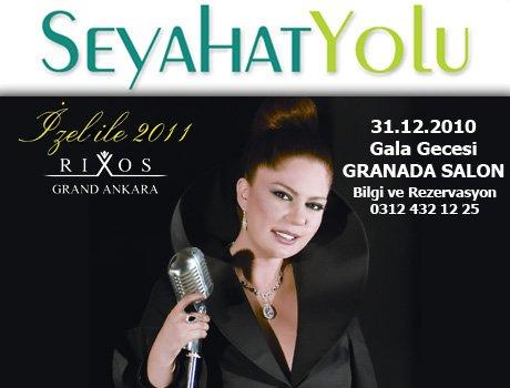 İzel İle 2011 @ Rixos Grand Ankara