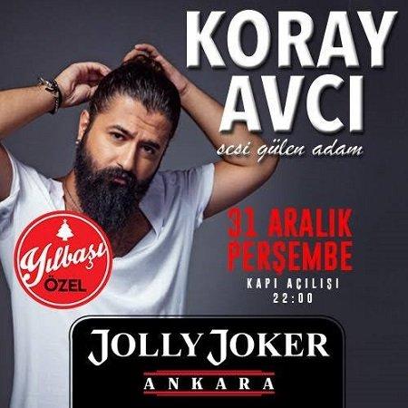 Jolly Joker Ankara Yılbaşı Programı 2016