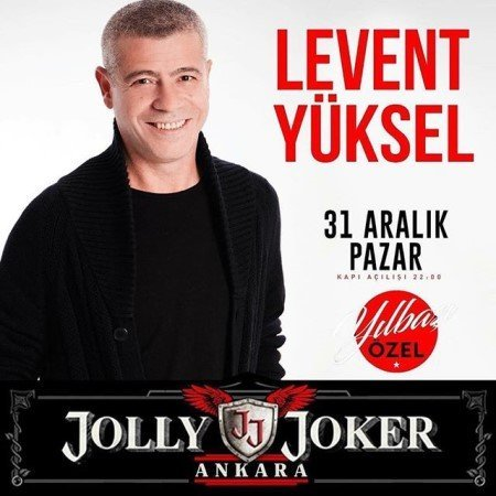 Jolly Joker Ankara Yılbaşı 2018