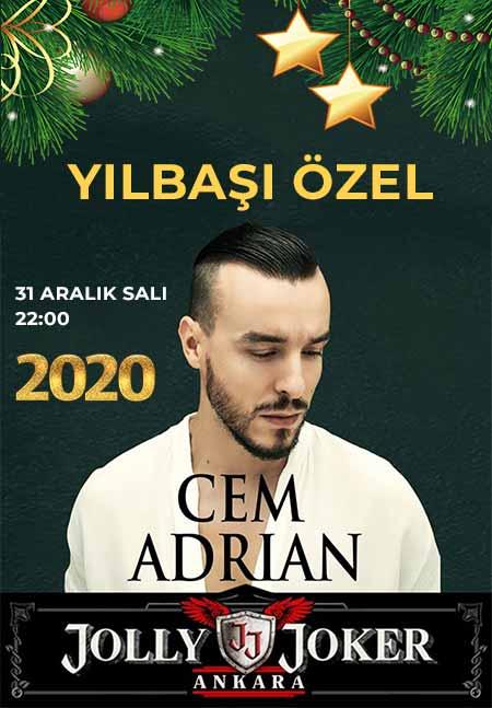 Jolly Joker Ankara Yılbaşı 2020