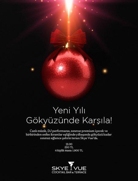 JW Marriott Ankara Yılbaşı 2019