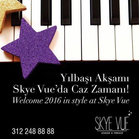 JW Skye Vue Yılbaşı 2016
