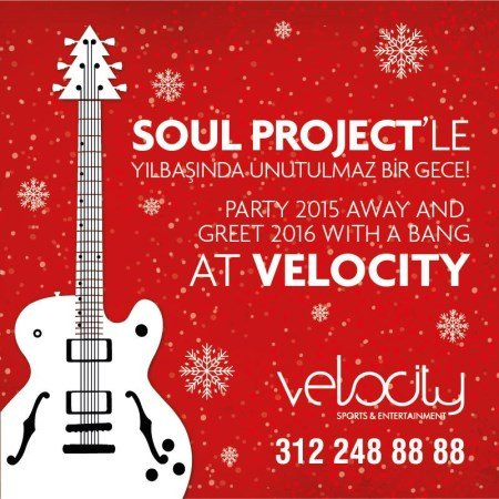 JW Velocity Yılbaşı 2016