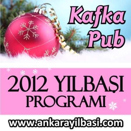 Kafka Pub 2012 Yılbaşı Programı