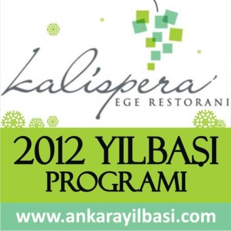 Kalispera 2012 Yılbaşı Programı