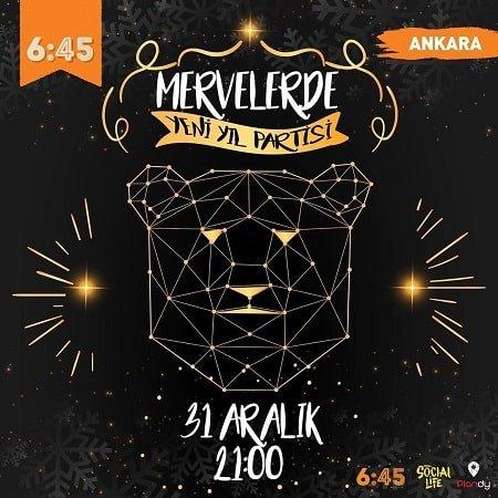 6:45 KK Ankara Yılbaşı 2020