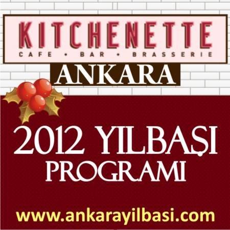 Kitchenette Ankara 2012 Yılbaşı Programı