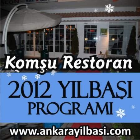 Komşu 2012 Yılbaşı Programı