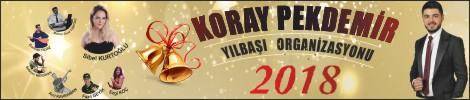 Koray Pekdemir Ankara Yılbaşı