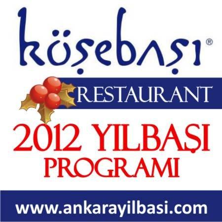 Köşebaşı Ankara 2012 Yılbaşı Programı
