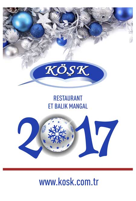 Köşk Restaurant Gölbaşı Yılbaşı 2017