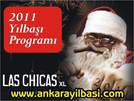 Las Chicas XL 2011 Yılbaşı Programı
