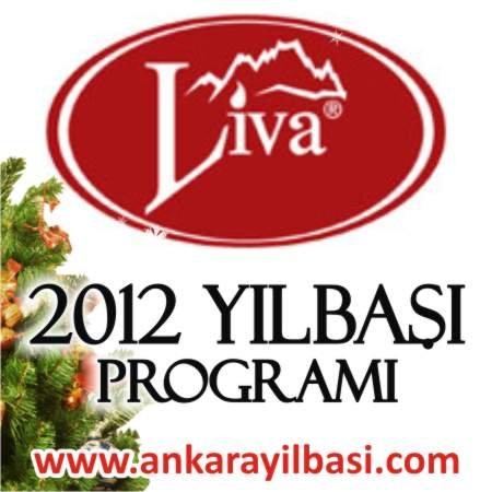 Liva Çukurambar 2012 Yılbaşı Programı