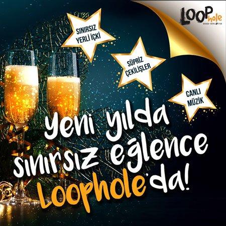 Loophole Ankara Yılbaşı 2017