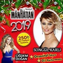 Manhattan Otel Ankara Yılbaşı 2019