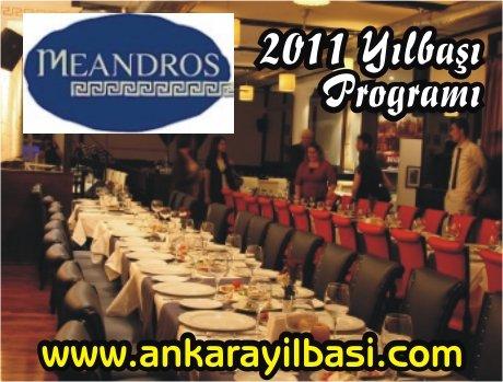 Meandros 2011 Yılbaşı Programı