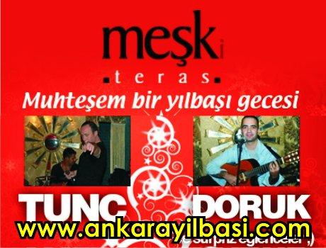 Meşk Teras 2011 Yılbaşı Programı