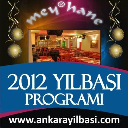 Meyhane 2012 Yılbaşı Programı
