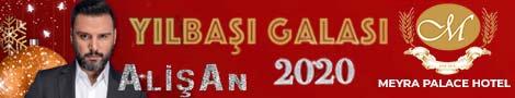 Meyra Palace Ankara Yılbaşı - Alişan