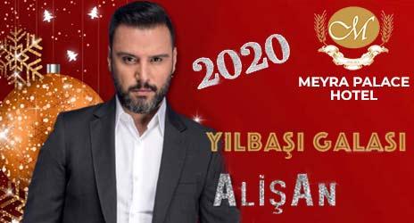 Meyra Palace Hotel Ankara Yılbaşı 2020