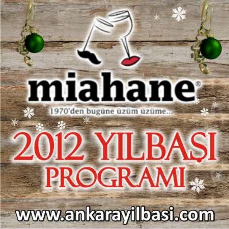 Miahane 2012 Yılbaşı Programı