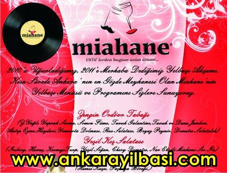 Miahane 2011 Yılbaşı Programı