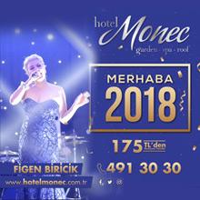 Monec Hotel Ankara Yılbaşı 2018