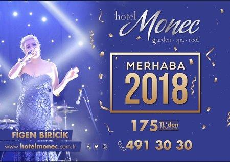 Hotel Monec Yılbaşı Programı 2018