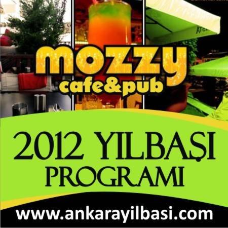Mozzy 2012 Yılbaşı Programı