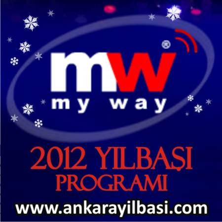 My Way 2012 Yılbaşı Programı