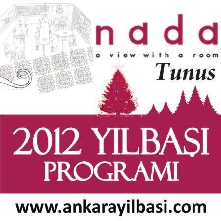 Nada Tunus 2012 Yılbaşı Programı