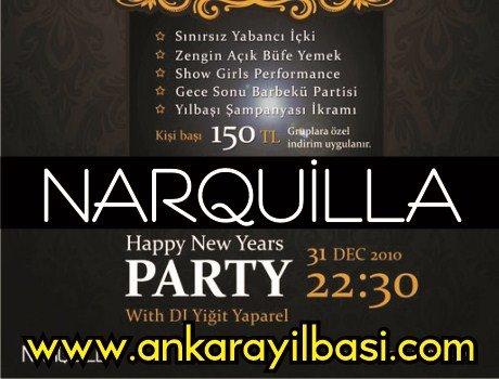 Narquilla 2011 Yılbaşı Programı