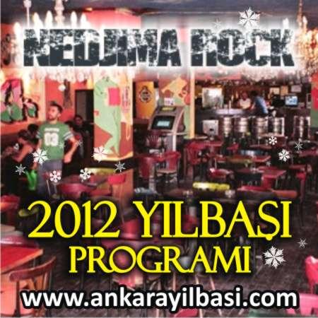 Nedjima Bar 2012 Yılbaşı Programı
