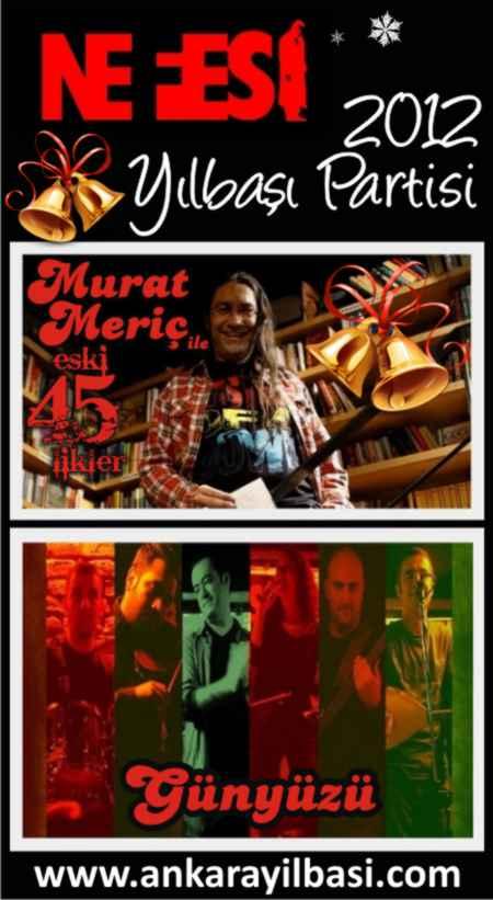 Nefes Bar 2012 Yılbaşı Programı