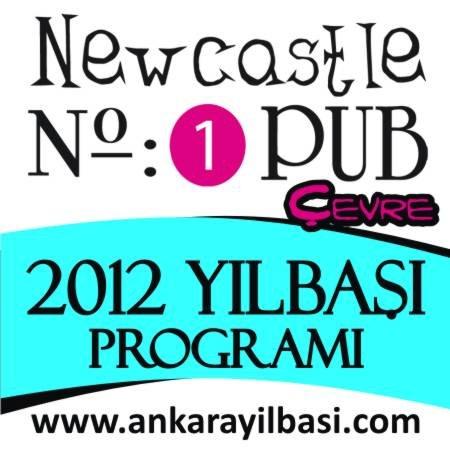 Newcastle Çevre Sokak 2012 Yılbaşı Programı