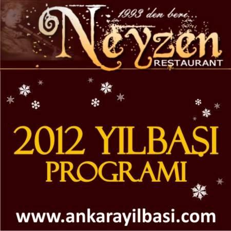 Neyzen 2012 Yılbaşı Prorgamı