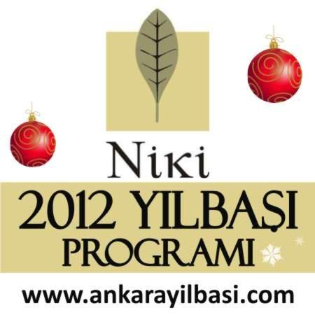 Niki Restaurant Bar 2012 Yılbaşı Programı