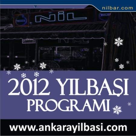 Nil Bar 2012 Yılbaşı Programı